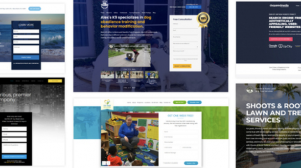 Landing Page Examples Part 1